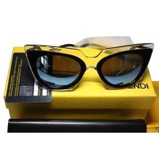 Fendi Cat's Eye sunglasses never worn