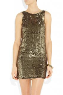 FAITH CONNEXION  sequins dress size S