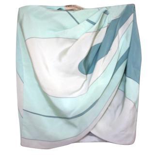 Emilio Pucci silk skirt