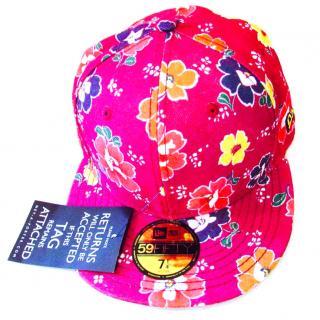 Kenzo 59fiffty Floral Flower Cap Hat