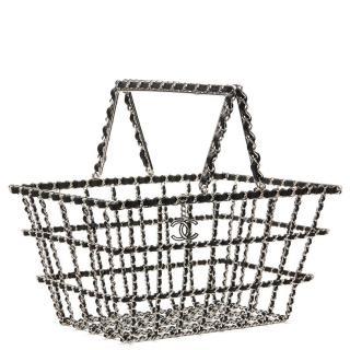 Chanel Fall 2014 Act 2 Basket Bag