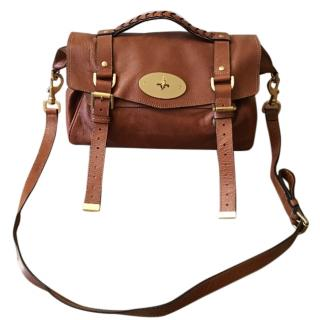 Mulberry Alexa Tan Leather bag