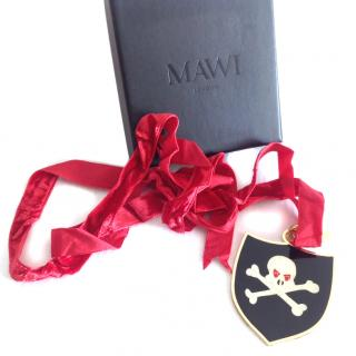 Mawi Skull Necklace