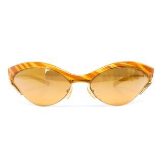 Louis Vuitton Amber Cat-Eye Sunglasses