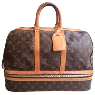 LOUIS VUITTON Keepall 48h Duffle Weekender Monogram Vintage Sac Bag
