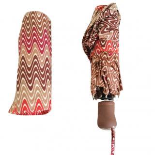 Missoni foldable umbrella