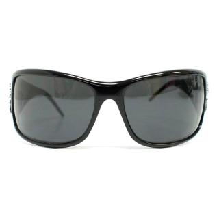 Roberto Cavalli Cerbero 226 Black Sunglasses