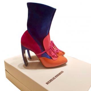 Nicholas Kirkwood Catwalk Roksanda Boots