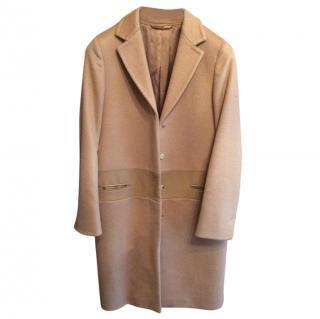 Max Mara 100% camelhair coat