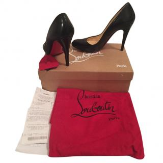 Christian Louboutin Decollete 868 100 Jazz Calf
