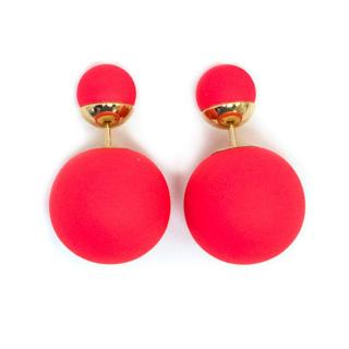 Dior Tribales Pink Earrings