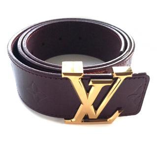 Louis Vuitton LV Belt