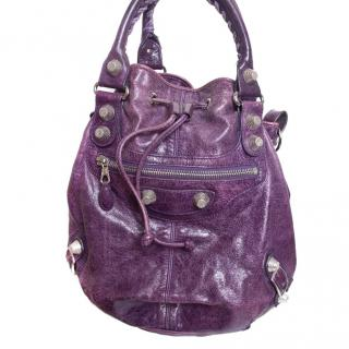 Balenciaga Pompon bag