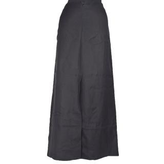 Alberta Ferretti maxi a line skirt