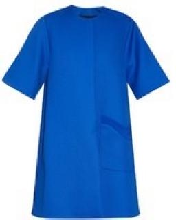 Roksanda Ilincic Bright Blue Coat