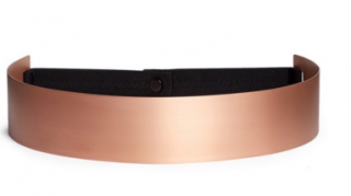 Roksanda Rose Gold Belt