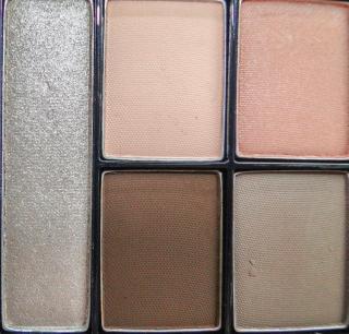 Estee Lauder Pure Colour Envy 5 Colour Eyeshadow Palette 03SG