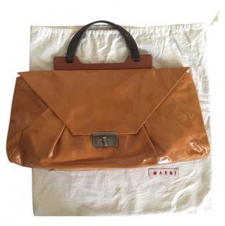 Marin orange patient bag