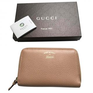 Gucci tan purse