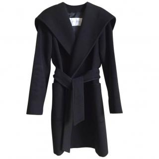 MAX MARA Camelhair Black Coat