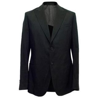 Armani Men's Black Blazer