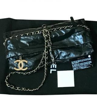 Chanel Midnight Swim Baluchon clutch