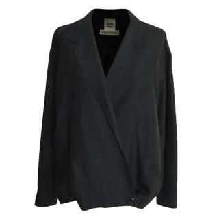 Hermes silk blouse