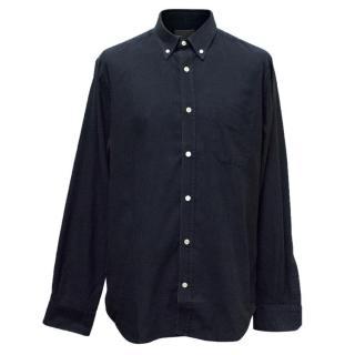 Vince Men's Navy Shirt