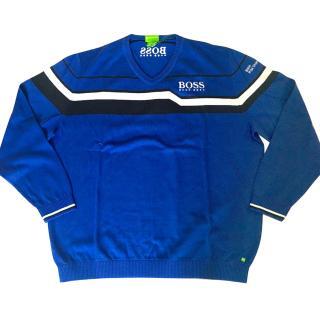 Hugo Boss Blue Jumper