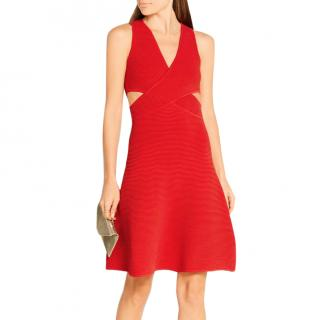 Jonathan Simkhai Red Dress