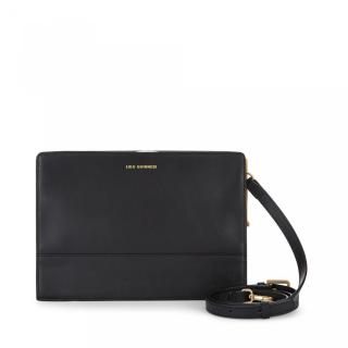 Lulu Guinness Daphne Leather Across Body Bag