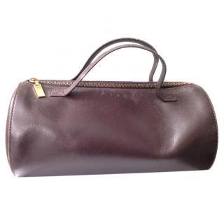 Celine Brown Barrel Bag