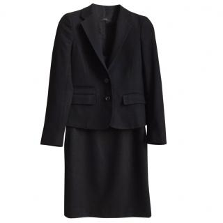Joseph Wool Jacket in Black