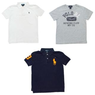 Polo Ralph Lauren Boy's Polo T-Shirts
