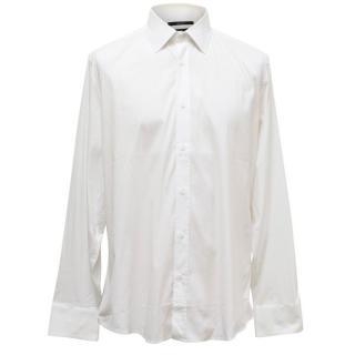 Gucci White Button Up
