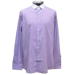 Ralph Lauren Light Purple Button Up Shirt