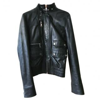 Dolce and Gabbana Leather Jacket