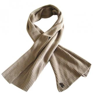 Pringle oversized wool scarf