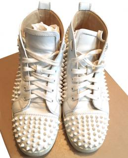 Christian Louboutin Men's Spike High Tops
