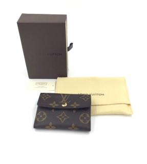 Louis Vuitton Monogram Ludlow Small Wallet Purse