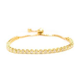 Bespoke Yellow Gold Diamond Bracelet