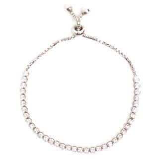 Bespoke White Gold Diamond Bracelet