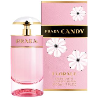 Prada Candy Florale Perfume (RPP �63.00)