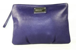 Marc By Marc Jacobs Pebbled Leather Clutch/Pouch