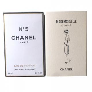 Chanel No 5 Mademoiselle Prive Limited Editon