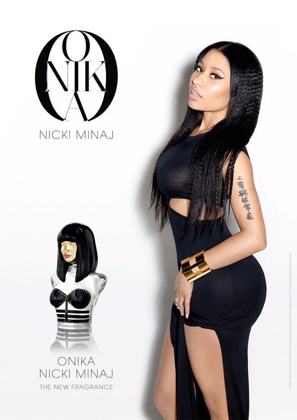 Nicki Minaj Onika Eau de parfum for