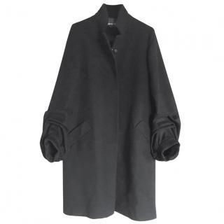 Roberto Cavalli Wool Coat
