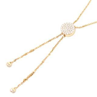 Bespoke Rose Gold Diamond Drop Pendant