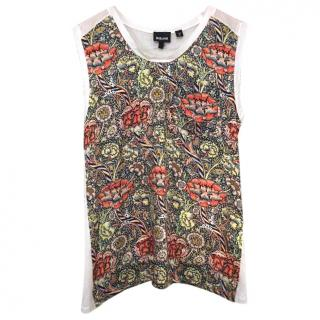 Just Cavalli Printed Top
