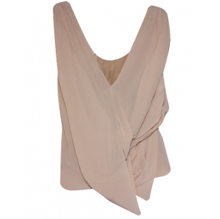 Chloe Grecian 100% silk top Fr 36